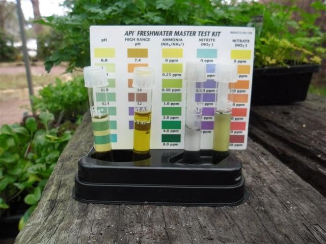 A Test Kit Which Tests PH, Ammonia, Nitrite And Nitrate Is Best. Keep In  Mind That The Most Important Thing Is To Get Your System Up And Running, ...