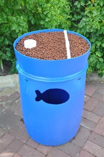 Barrel Systems Backyard Aquaponics