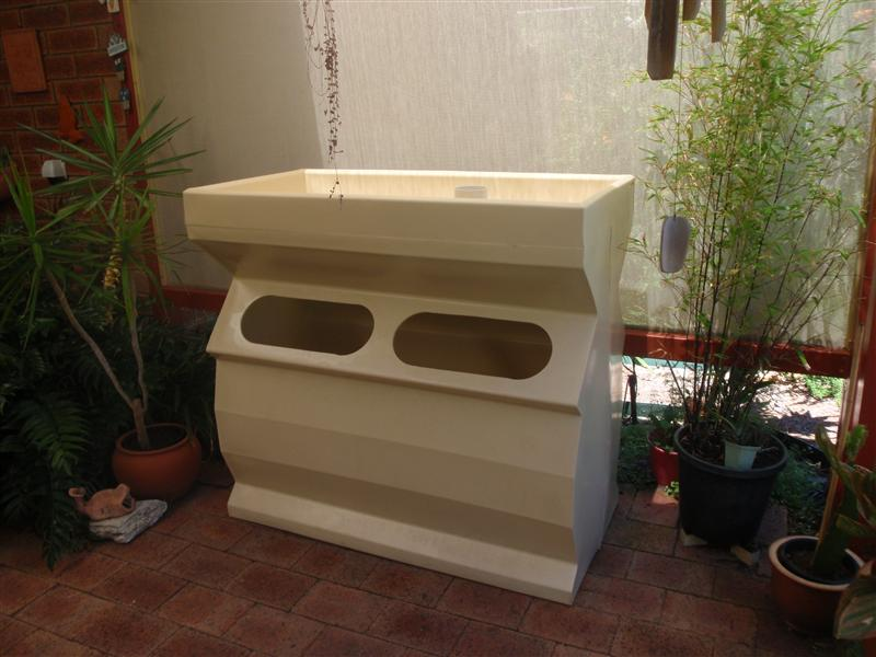 Ethels new balcony system backyard aquaponics for Balcony aquaponics